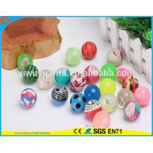 2016 горячие продаем различные дизайнерские высокие резиновые красивые глаза формы прыгающий мяч игрушка для подарка