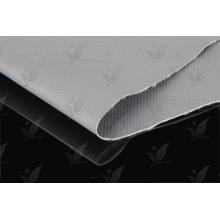 Tissu en fibre de verre revêtu de silicone gris