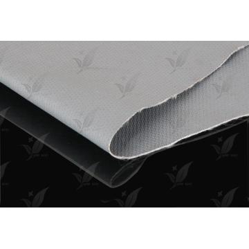 Grau Farbe Silikon beschichtet Fiberglas Stoff