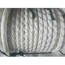 8 Strand Mooring Rope Polyester Rope Mooring Rope PP Rope