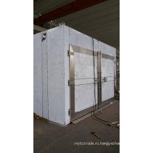 Серия CT-C Циркуляционная сушильная машина с горячим воздухом для обезвоживания овощей