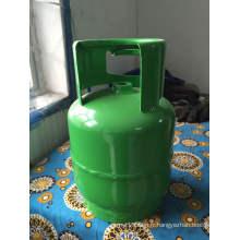 Cylindre de gaz LPG et réservoir d'essence en acier-3kg