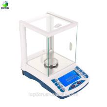Balanza analítica electrónica para laboratorio y hospital