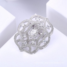 latest modern decorative safety npin brooches design