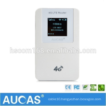 4G wifi wireless router with external antenna/Wireless Router With SIM Card Slot