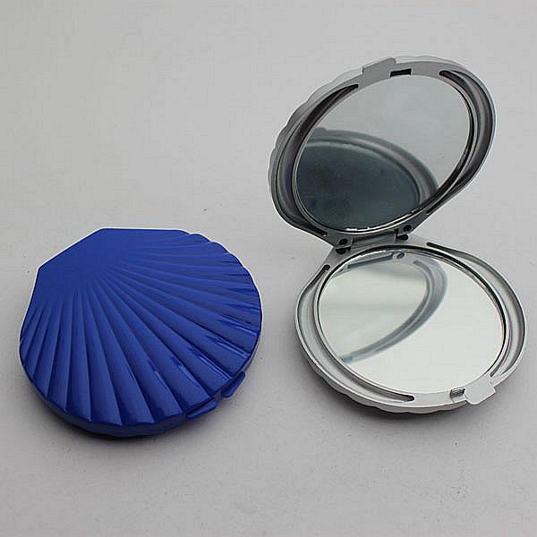 Logo imprinted Shapes Mirror