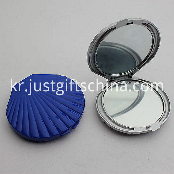 Logo imprinted Shapes Mirror