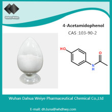Pharmaceutical Raw Materials Paracetamol (4-Acetamidophenol) CAS 103-90-2