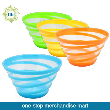 Dollar Items of Plastic Bowl