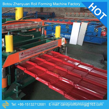 Cold rolled forming machine,metal forming machine,panel forming machine