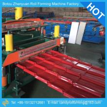 Máquina de moldagem laminada a frio, máquina de formação de metal, máquina de formação de painéis