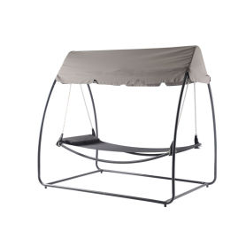 Garden Leisure sleeping sleeping hamaca bed with canopy