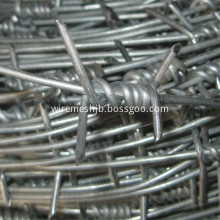 Galvanized Barbed Wire Single Strand Type