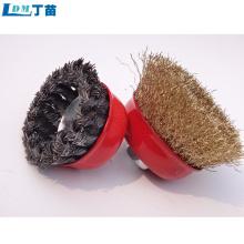 Escova de arame à prova de poeira de fornecimento direto da fábrica