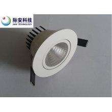 3W COB LED de luz de techo