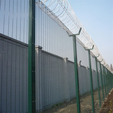 PVC Coated Anti-Climb 358 Welded Security Fence