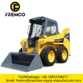 Mini Wheel Track Skid Steer Loader Attachments