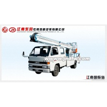Truck With Arm Crane Telescopic Truck Crane