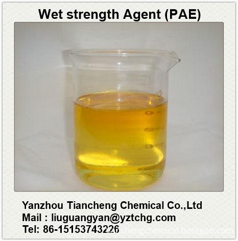 Wet strength agent 1