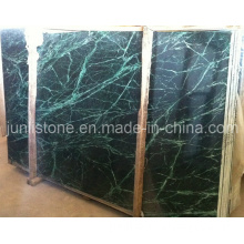 Best Polished Indian N. H Green Stone Marble for Flooring