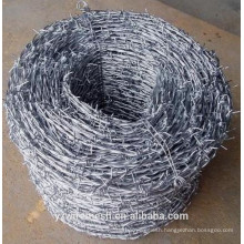 galvanized barbed wire/ galvanized barbed fence wire/ fence wire from factory