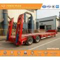 2-axle Low Bed Semi trailer