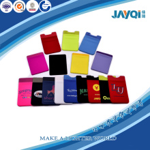 New Cell Phone Silicone Card Wallet