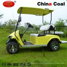 Voiture électrique de chariot à golf de la batterie E2-2s