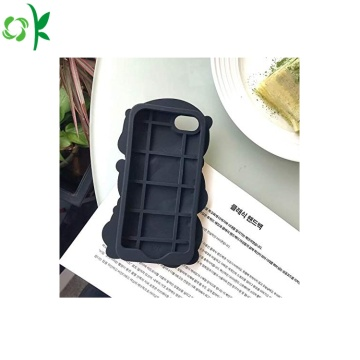 Popular Bear Silicone Telefon Bimbit Cover Wholesale