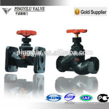 russian standards solenoid valve body casting globe valve