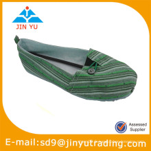 Chaussure de toile en Chine 2014