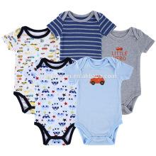 Qualität neugeborenes Baby unisex Strampler 100% Baumwolle Baby onesie leere Kinder Kleidung, Säugling Baby Strampler Overalls