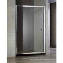 Puerta corredera para ducha One Fixed y One Movable