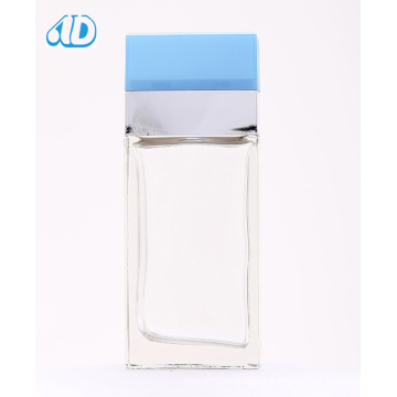 Ad-P1 Transparent Frosted Glass Perfume Bottle 100ml 50ml 25ml