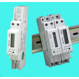 Best-seller single phase two wire DIN Rail energy meter from China (DRS-201D)
