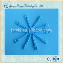 Disposable infant umbilical cord clamp different types