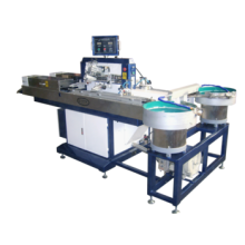 Ful automatic grade high speed grade screen printing machine for lipstick