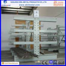 Горячие продажи и высокие технологии стали Q235 Консольные стойки / крытые хранилища для хранения дров