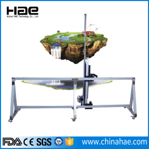 3D Decoration Custom Wallpaper Printer Machine