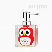 Crianças estilo Polyresin Soap Dispenser (WBP0848A)