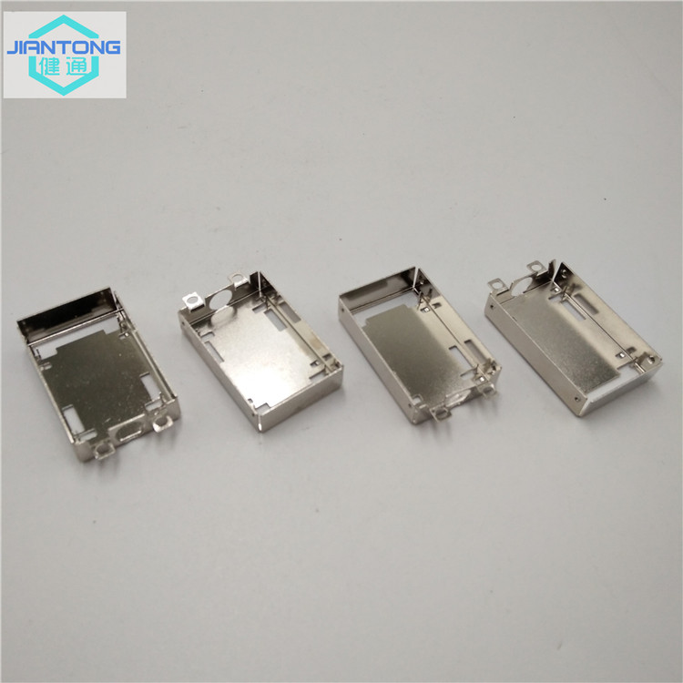 Stainless Steel Stamping Shielding