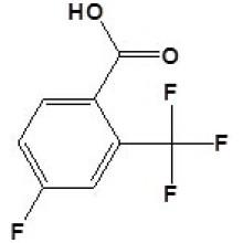 4-Fluoro-2- (trifluorometil) Benzoico Acidcas No. 141179-72-8