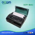 OCPP-M083 80mm Portable POS Thermal Bluetooth Receipt Printer With Display