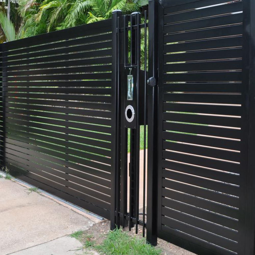 Mild Steel Laser Cutting Gate and Fence