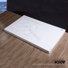 Anti-slip artificial stone irregular shower tray