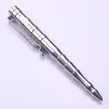 2015 New Silver Multifunction Self-Defense Defender Pen T004