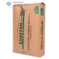 Plastic Woven Valve Kraft Paper Bags For Cement