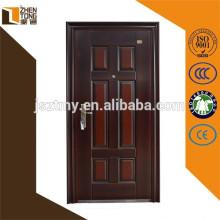 Puertas de seguridad de acero de impresión de transferencia de calor