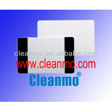 "ATM Flocked Cleaning Card with Encode I (factory direct sale and find a agent)""J"""