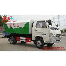 Nuevo camión de basura, mini camión de basura, 4 toneladas de camiones de basura de China